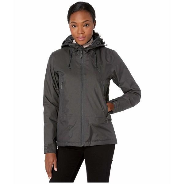 豪奢な ノースフェイス コート アウター レディース Inlux Insulated Jacket TNF Dark Grey Heather, ゴルフセオリー 78133459