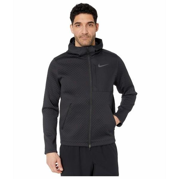 人気ブランド ナイキ コート アウター Grey メンズ ナイキ Thermasphere Max Jacket Hooded Full コート Zip Black/Black/Dark Grey, アサヒチョウ:050331a5 --- grafis.com.tr
