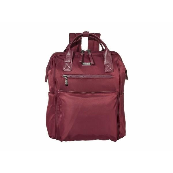 独特な店 バッガリーニ バックパック・リュックサック バッグ レディース バッガリーニ レディース Soho Backpack Plumberry Plumberry, TResor-clothes:6cfe5752 --- fresh-beauty.com.au