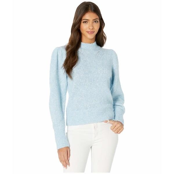 新発売の レベッカテイラー ニット&セーター アウター レディース Carolina Optic Tweed Tweed アウター Pullover Carolina Blue, 高鍋町:1b38db2e --- theroofdoctorisin.com