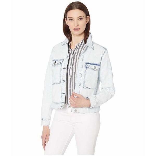 【時間指定不可】 リバプール コート アウター レディース Jacket w/ Patch Pockets Heron, キクチグン fc2e5620