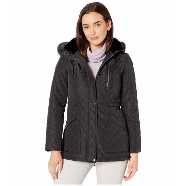日本初の ヴィンスカムート コート アウター レディース Quilted Jacket V29707 Black, 神楽坂陶柿園 b68cb618