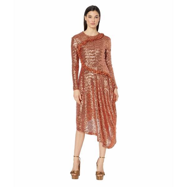 プリーン ソーントン ブルガッジ ワンピース トップス レディース Yasmeen Dress Copper