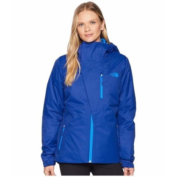 新品即決 ノースフェイス コート アウター レディース Clementine Triclimate Jacket Sodalite Blue, プルミエ 899106e6
