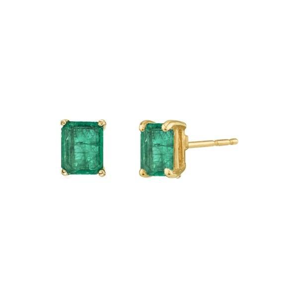 当店の記念日 シェイ ピアス&イヤリング アクセサリー レディース Stud SHAY Earrings Colombian Emerald Stud SHAY Earrings Emerald, I.C(アイシー)さくら:127685bb --- airmodconsu.dominiotemporario.com