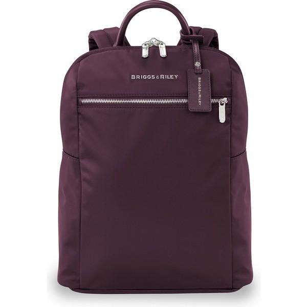 【再入荷】 ブリグスアンドライリー バックパック・リュックサック Riley バッグ Plum メンズ Briggs & Riley Slim Slim Backpack Plum, SEMSアクセサリー:40042176 --- graanic.com