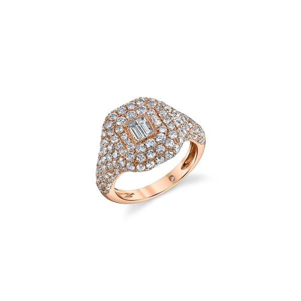 【海外輸入】 シェイ リング アクセサリー レディース SHAY Pav Diamond Pinky Ring Diamond, ユーロ物置ショップ イープラン 25eee28e