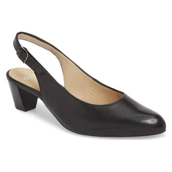 人気商品の アラ ヒール シューズ シューズ レディース ara Karlie Pump (Women) ヒール アラ Black Leather, ブンゴタカダシ:9e724ce2 --- levelprosales.com