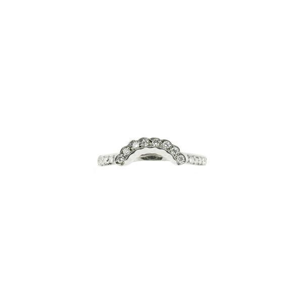豪華で新しい セチクチュール リング アクセサリー レディース Ring Diamond Sethi Couture True Romance Contour Romance Band Ring White Gold/ Diamond, AROTHO:ae7c2894 --- sonpurmela.online