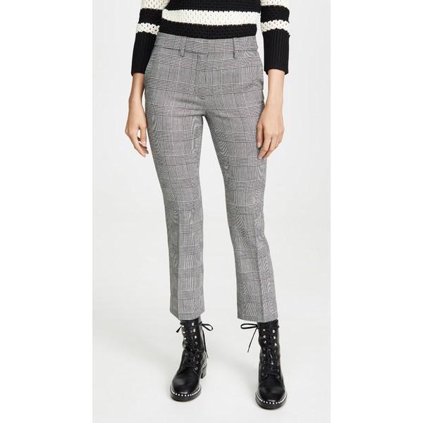 フレーム レディース カジュアルパンツ ボトムス Cropped Perfect Trousers Noir Multi