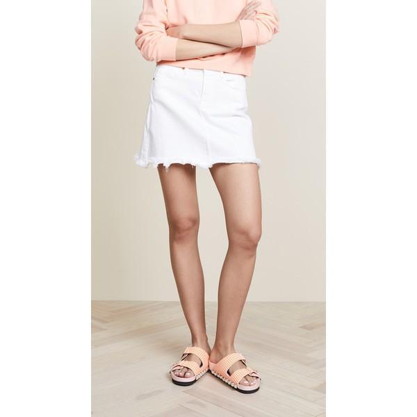 最愛 ブランクデニム レディース スカート ボトムス ブランクデニム Denim Miniskirt Miniskirt Great ボトムス White, Private Grace:be0d829f --- help-center.online