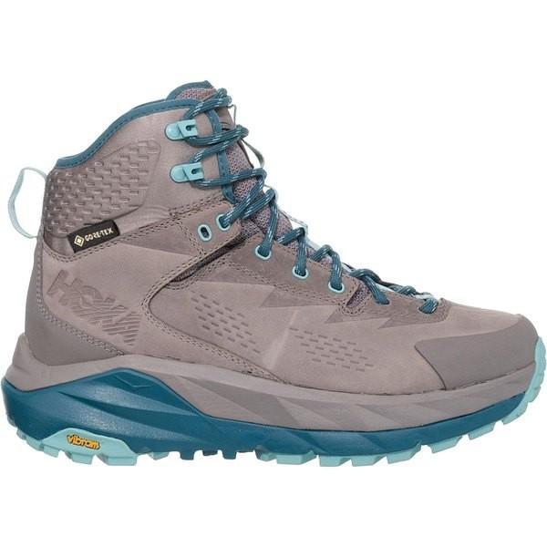 ホッカオネオネ シューズ レディース ハイキング Sky Kaha Hiking Boot - Women's Frost Gray/Aqua Haze