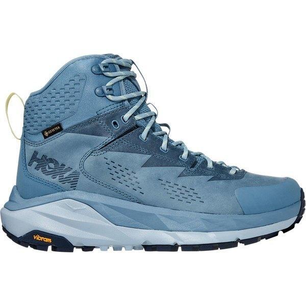ホッカオネオネ シューズ レディース ハイキング Sky Kaha Hiking Boot - Women's Provincial Blue/Blue Fog