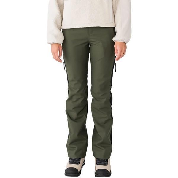 ホールデン ボトムス レディース スキー Alpine Skinny Pant - Women's Dark Olive