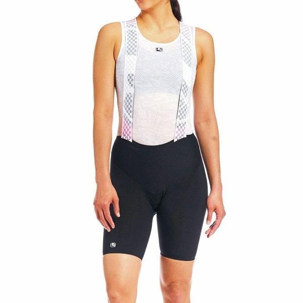 ジョルダーノ ボトムス レディース サイクリング NXG Bib 5cm Shorter Short - Women's Black