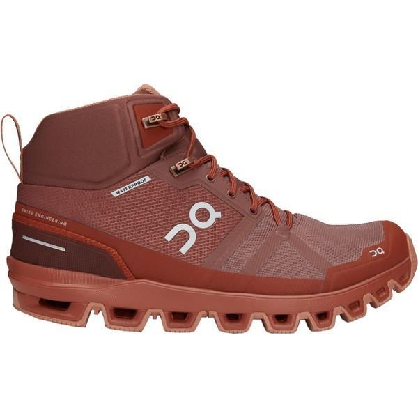 オン ランニング シューズ レディース ハイキング Cloudrock Hiking Boot GRA