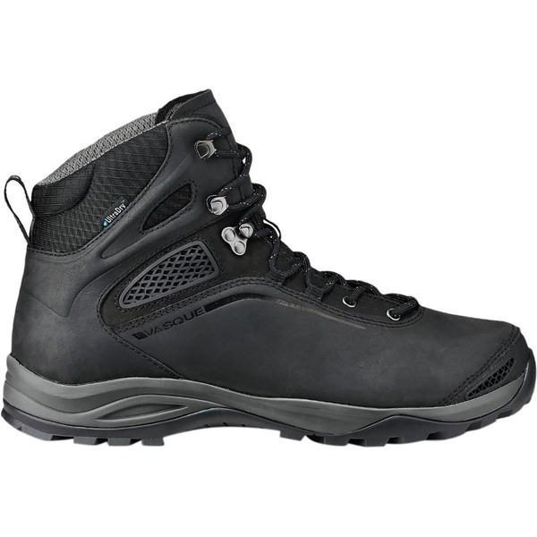 バスク シューズ メンズ ハイキング Canyonlands Ultra Dry Hiking Boot - Men's Jet Black/Magnet