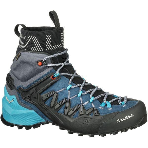 サレワ シューズ レディース ハイキング Wildfire Edge GTX Mid Hiking Boot POS