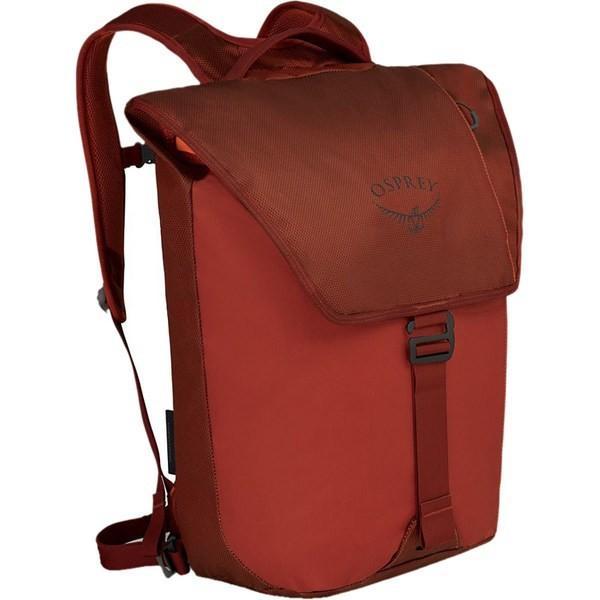 開店祝い オスプレーパック バックパック・リュックサック メンズ 20L バッグ Transporter Flap メンズ 20L Backpack Backpack Ruffian Red, 和菓子の店 一寸法師:b84cb991 --- fresh-beauty.com.au