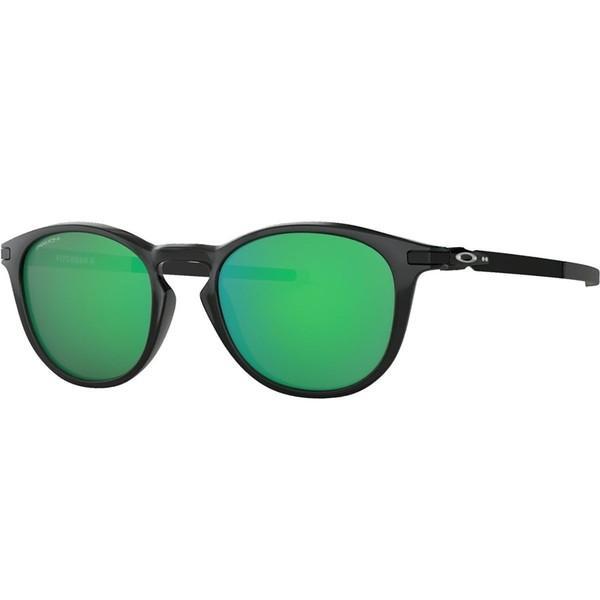 【美品】 オークリー Ink サングラス・アイウェア Pitchman メンズ Black アクセサリー Pitchman R Prizm Sunglasses Black Ink W/Prizm Jade, トネムラ:7e6194b7 --- grafis.com.tr