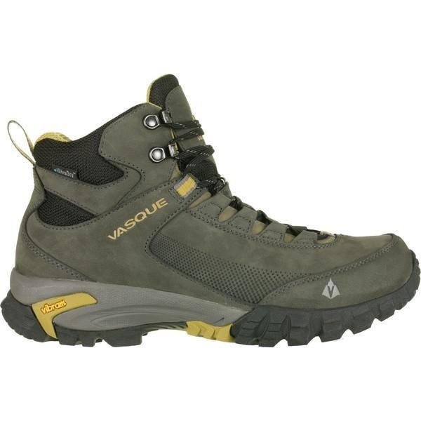 バスク シューズ メンズ ハイキング Talus Trek UltraDry Hiking Boot - Men's Magnet/Dried Tobacco