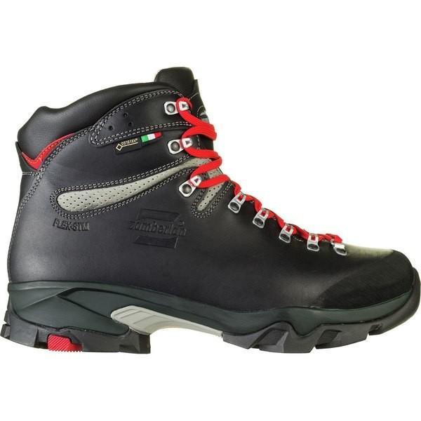 ザンバラン シューズ メンズ ハイキング Vioz Lux GTX RR Backpacking Boot - Men's Waxed 黒