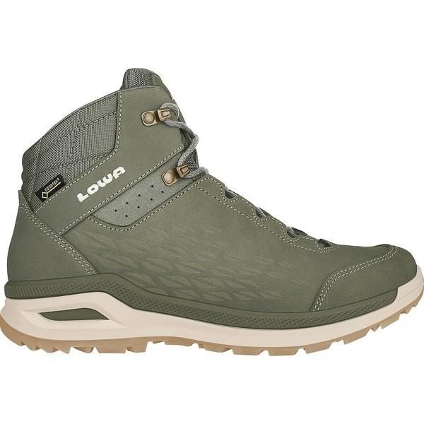 ロア シューズ レディース ハイキング Locarno GTX QC Hiking Boot - Women's Reed/Off White