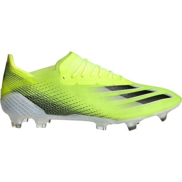 アディダス シューズ メンズ サッカー adidas X Ghosted.1 FG Soccer Cleats Yellow/Black