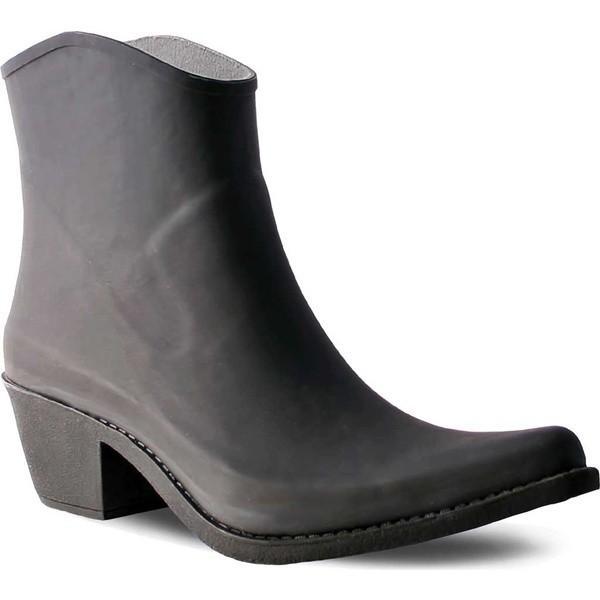 注目 ノマド レディース Black ノマド ブーツ&レインブーツ シューズ Wrangler Cowboy Rain Boot Cowboy Matte Black, 真珠のジェルム:5dd393d5 --- fresh-beauty.com.au