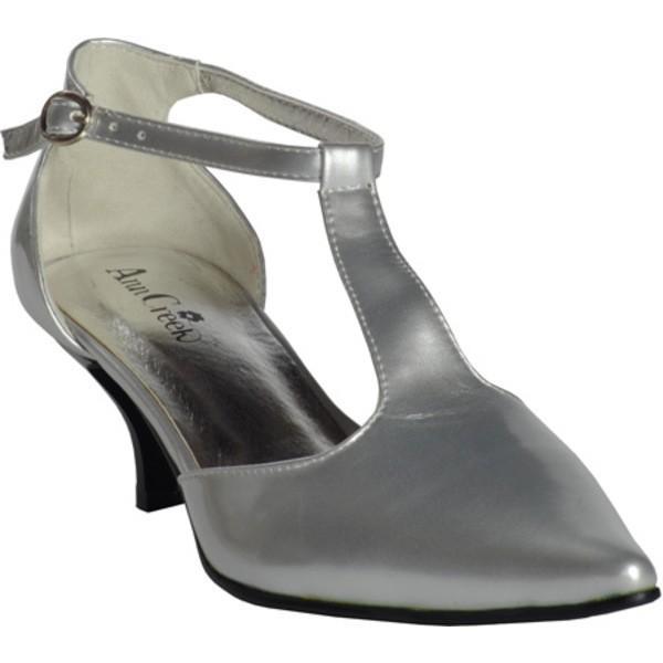 激安超安値 アンクリーク レディース スニーカー シューズ レディース T-Strap シューズ Shoe T-Strap Silver, スワグン:982a8204 --- theroofdoctorisin.com