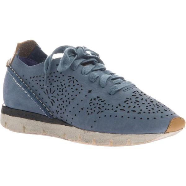 【超ポイントバック祭】 オーティービーティー Leather レディース スニーカー シューズ Sneaker Khora シューズ Sneaker Electric Blue Leather, grove:55e59f96 --- theroofdoctorisin.com