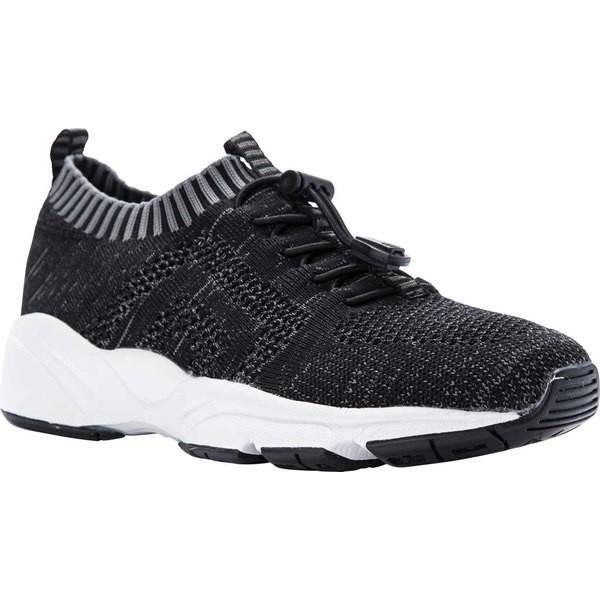 当店の記念日 プロペット ST レディース スニーカー シューズ Mesh Stability ST Stability Sneaker Grey/Black Knit Mesh, アイコンズ スーパーストア:ac9fd62b --- theroofdoctorisin.com
