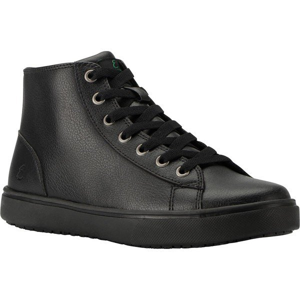国産品 エメリルラガッセ レディース レディース Sneaker スニーカー スニーカー シューズ Read High Top Sneaker Black Leather, 白浜マリーナ:e0a11335 --- theroofdoctorisin.com