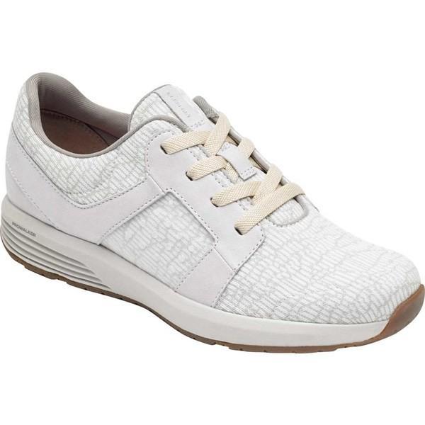 【在庫限り】 ロックポート Sneaker レディース ロックポート スニーカー シューズ Trustride Knit Tie Sneaker Trustride Dove Textile, リサイクルS:acd73b33 --- theroofdoctorisin.com