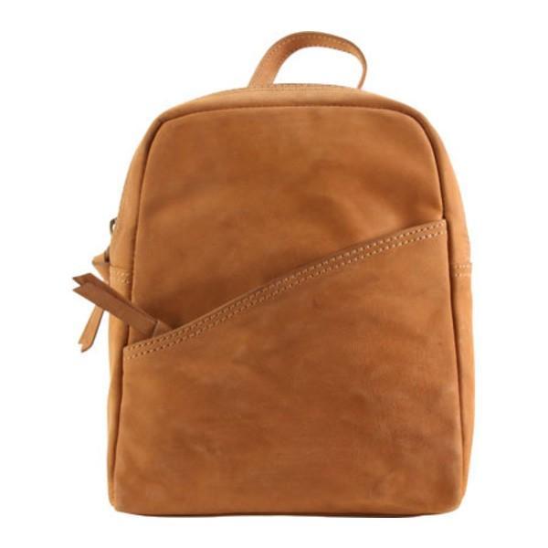 【税込】 ハダキ レディース ハダキ バックパック・リュックサック バッグ Eco レディース Leather Backpack Backpack Camel, 【あっと どっと】:74465a18 --- fresh-beauty.com.au