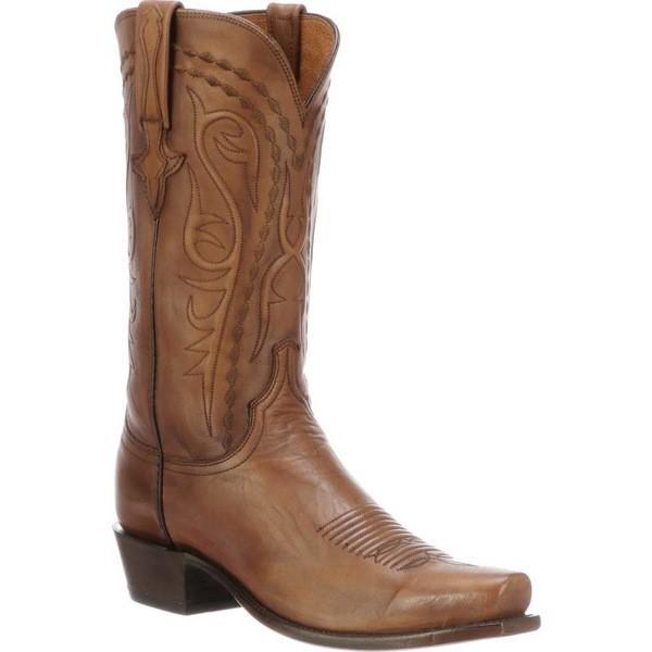 華麗 ルケーシー メンズ ルケーシー ブーツ&レインブーツ Brandon シューズ Brandon 7 7 Toe Cowboy Boot Antique Whiskey Calfskin, 赤堀町:6d5ac22a --- opencandb.online