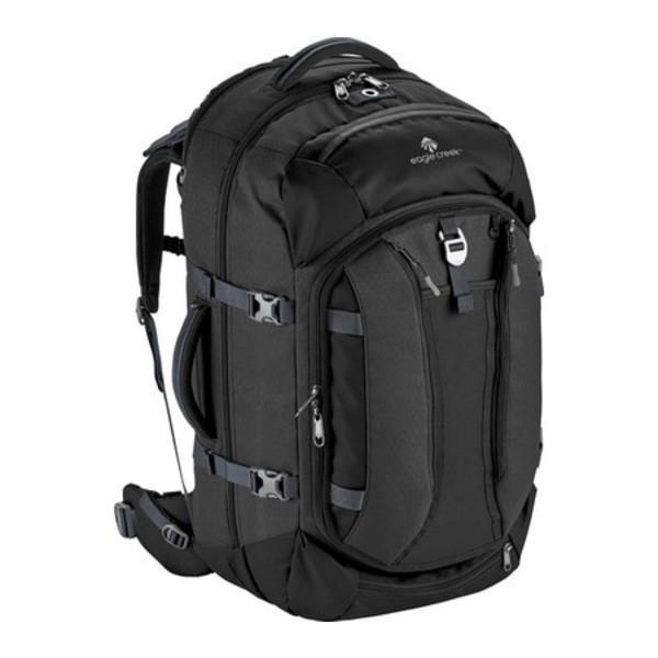 人気提案 イーグルクリーク 65L レディース バックパック・リュックサック バッグ Companion Global Black Companion Backpack 65L Black, MR.H:d2c3e871 --- graanic.com