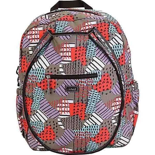【値下げ】 ハダキ レディース バックパック・リュックサック バッグ Tennis Backpack Color Block, 輝ショップ 2c5d6187