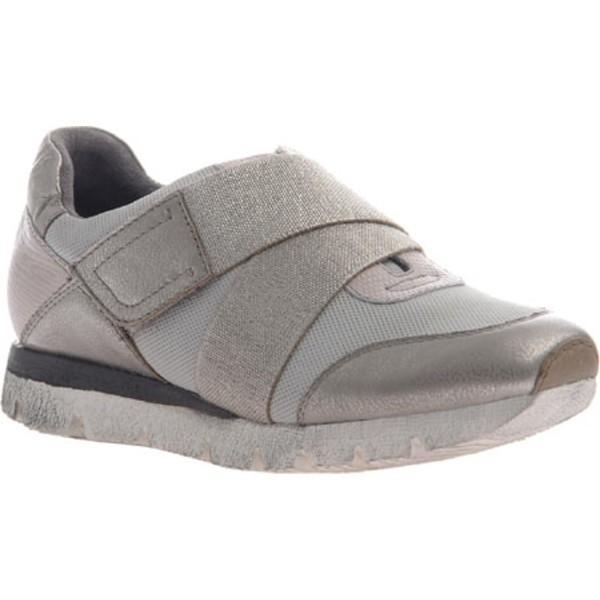 大特価 オーティービーティー Light レディース スニーカー シューズ New Wave Sneaker Pewter Light Pewter シューズ Leather/Synthetic, サカドシ:e7becfb0 --- theroofdoctorisin.com