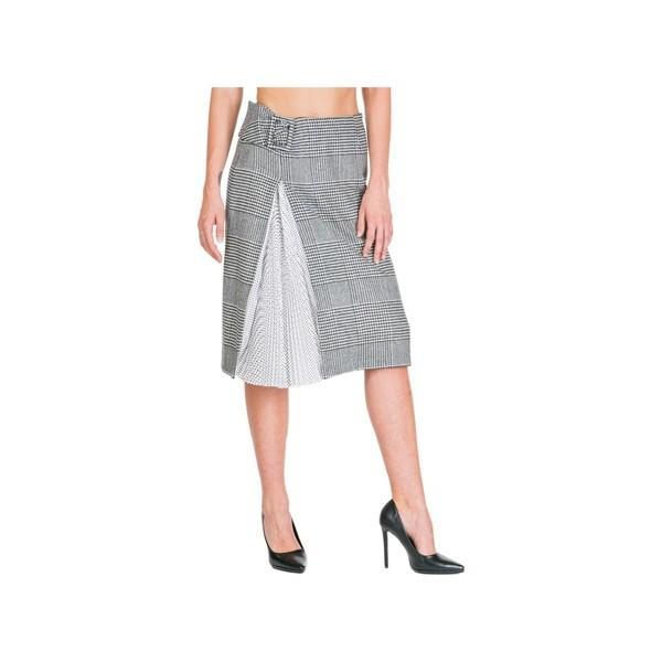 【保証書付】 エルマンノ Scervino シェルヴィーノ エルマンノ スカート レディース ボトムス Ermanno Scervino Gege Skirt Skirt Grigio, タイセイチョウ:13e28964 --- levelprosales.com