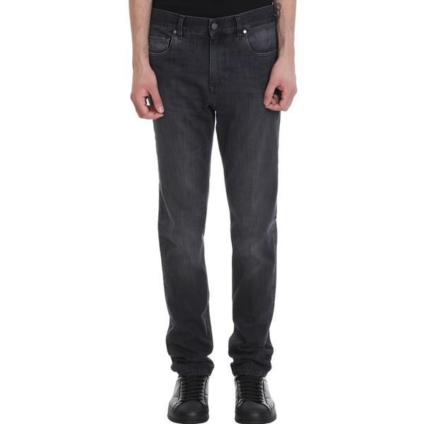 【国内正規品】 エルメネジルド ゼニア デニムパンツ メンズ ボトムス Denim Z ボトムス デニムパンツ Zegna Jeans In Black Denim black, エイプラス:75c3671e --- help-center.online