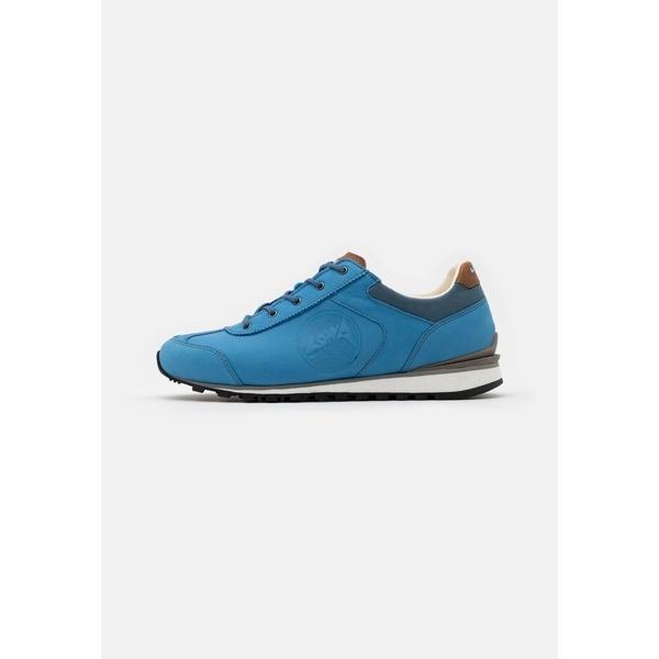 ロア シューズ レディース ハイキング TEGERNSEE  - Hiking shoes - blau