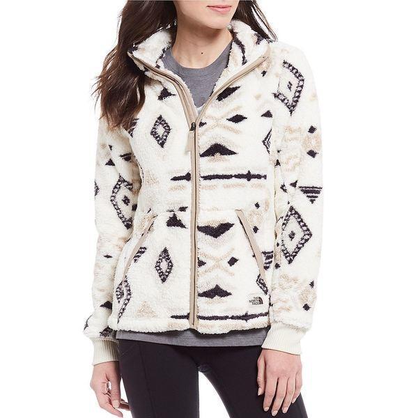 【爆売りセール開催中!】 ノースフェイス レディース コート アウター Campshire Full Zip Front Fleece Jacket Vintage White, トイショップ まのあ d2ba48f2