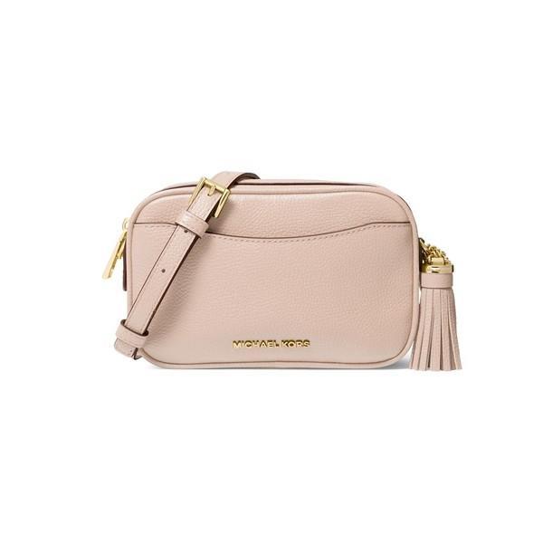 1着でも送料無料 マイケルコース レディース ショルダーバッグ Soft バッグ Pink Small Pebbled Pebbled Leather Camera Bag Soft Pink, おせち専門店 北海道小樽きたいち:5ec47b77 --- sonpurmela.online