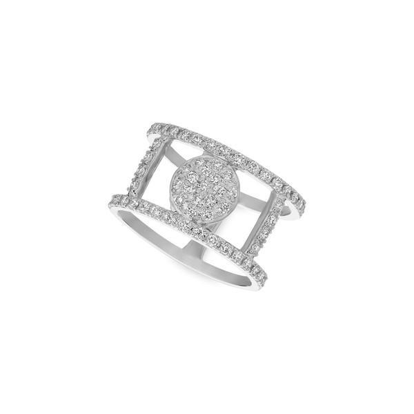 完璧 モリスアンドデイビッド レディース リング アクセサリー レディース 14K White White Gold & Diamond 0.75 TCW Diamond Ring White Gold, 岩崎本舗:09049ff3 --- airmodconsu.dominiotemporario.com