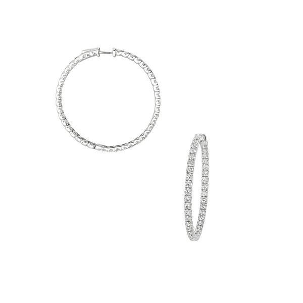 消費税無し モリスアンドデイビッド Gold レディース 14K ピアス&イヤリング アクセサリー 14K White Gold & Diamond Diamond Earrings White Gold, 島村楽器:892a773b --- airmodconsu.dominiotemporario.com