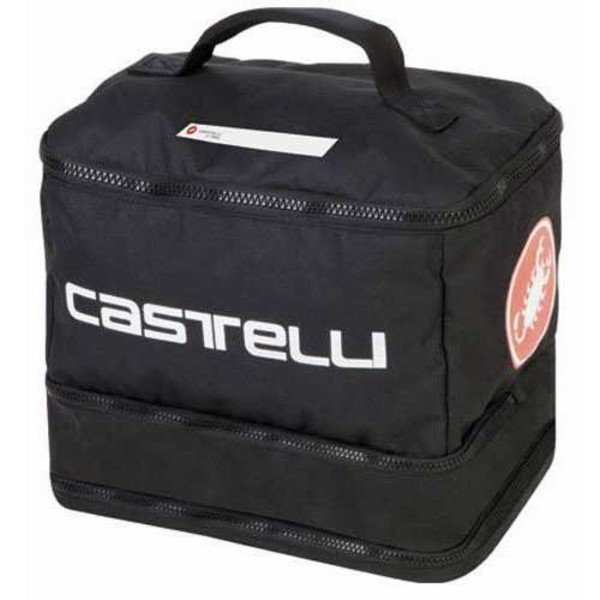 カステリ ボストンバッグ レディース バッグ Castelli Race Rain Bag 黒
