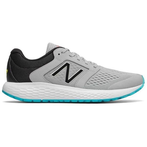 ニューバランス シューズ メンズ ランニング New balance 520v5 Grey / Black / White / Turquoise