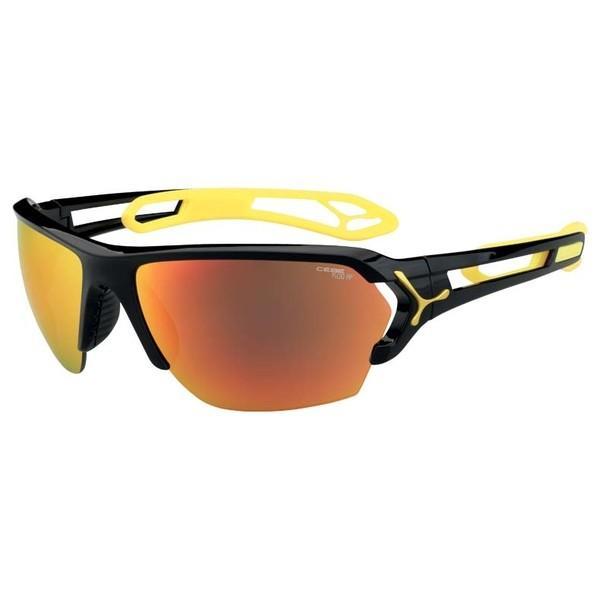 最大の割引 セベ サングラス&アイウェア Shiny レディース アクセサリー Cebe STrack L レディース Shiny/ Black/ Yellow, Walkie-Lookie:8b0aeeb7 --- sonpurmela.online