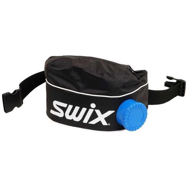 スウィックス ボディバッグ・ウエストポーチ レディース バッグ Swix WC26-2 Triac Insulated Drink Bottle Black